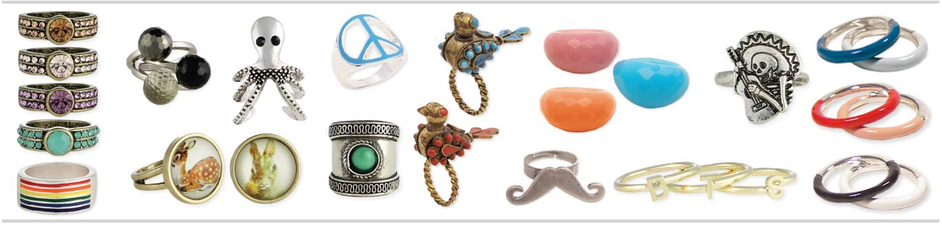 Wholesale Fashion Rings   ZAD Wholesale Fashion Jewelry Wholesale Clearance Rings
