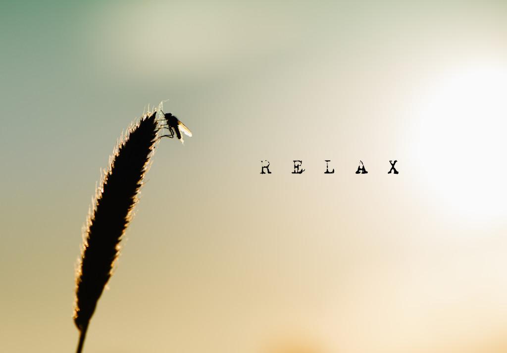 moje sposoby na relaks