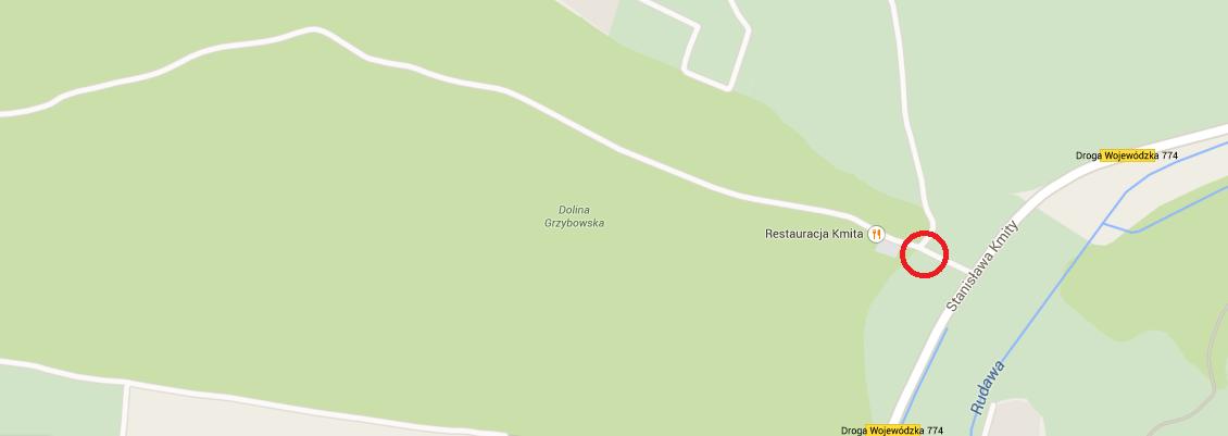 dolina grzybowska