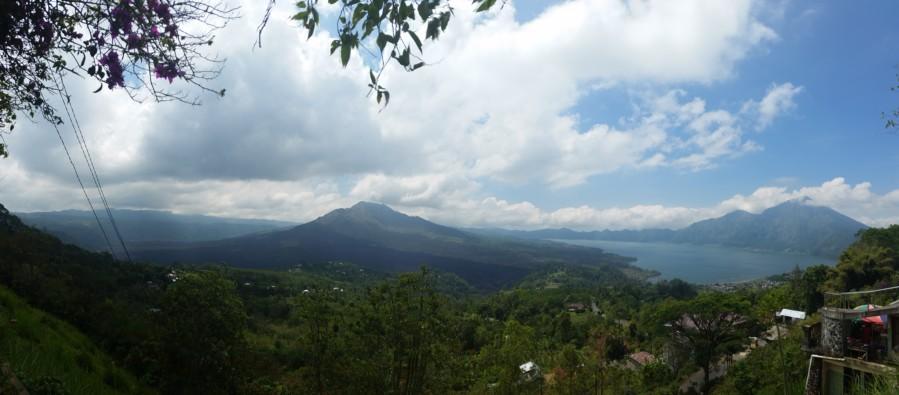 wulkan bali