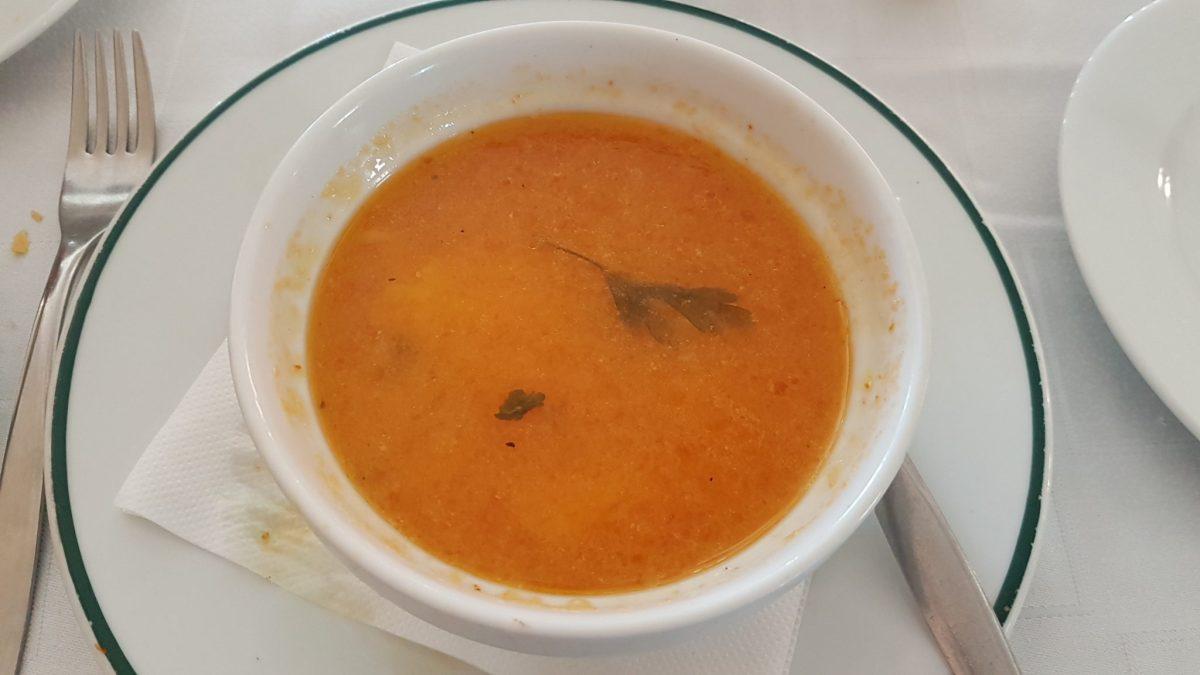 jedzenie teneryfa