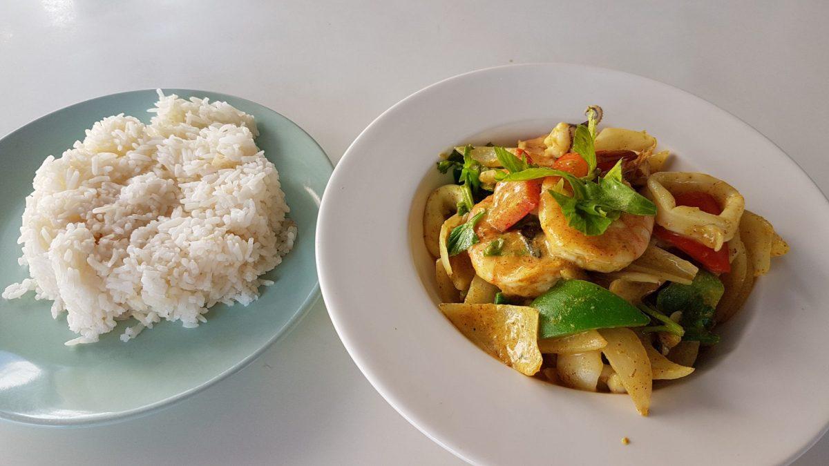 jedzenie tajlandia