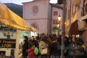 mostra mercato zafferano sera 2014