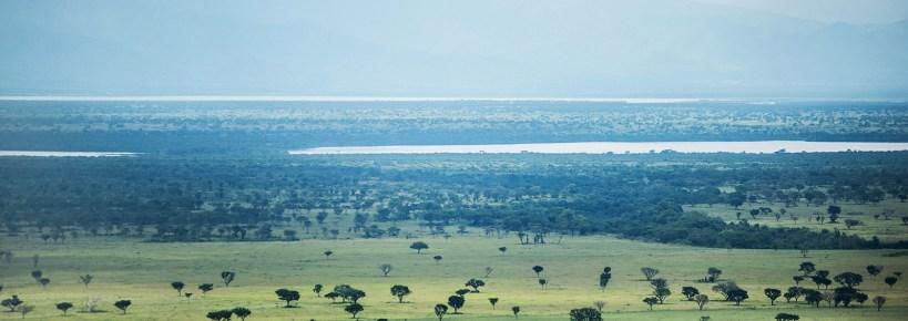 Uganda Queen Elizabeth National Park QENP
