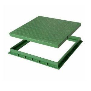 coperchio verde pes