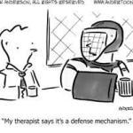 Психологические защиты. Вторичные защитные процессы.