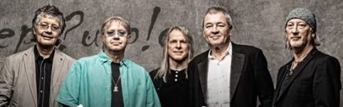 Deep Purple concert in Zagreb