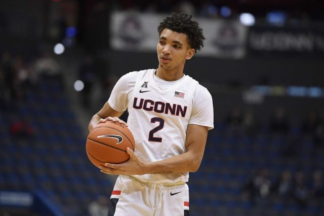 NBA Draft 2021: UConn's James Bouknight impresses at Pro Day, makes a push  for Top 6 pick | Zagsblog