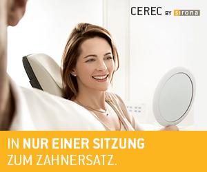 Zahnersatz in nur einer Sitzung beim Zahnarzt in Oststeinbek