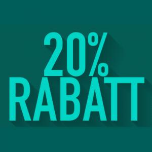 20% Rabatt zahnseidenkampagne spreadshirt