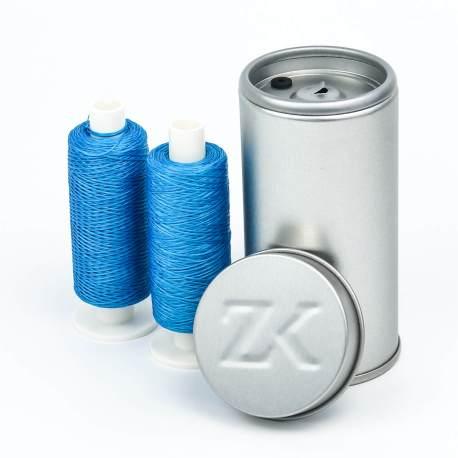 polyester blau zahnseide nachhaltig zahnseidenkampagne