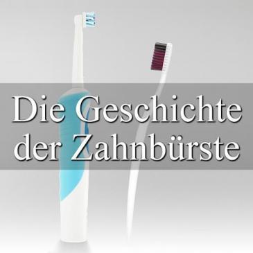 Wann und wo wurde die erste Zahnbürste erfunden?
