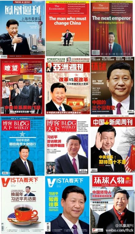 Xi Jinping ha despertado una enorme atención en los medios de comunicación por su papel como nuevo líder de China.