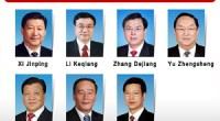 Hace algunas horas se dieron a conocer los nombres de los que serán los líderes de China durante los próximos cinco años. Con Xi Jinping a la cabeza, este es el esquema de la nueva cúpula del Partido Comunista de China. <strong>Por Daniel Méndez.</strong>