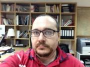 Antonio Broto, periodista de EFE y autor del blog Chinochano