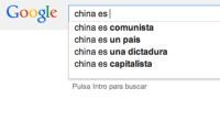¿Qué piensan los occidentales sobre China? ¿Y qué piensan los chinos sobre su propio país? Le preguntamos a Google y Baidu.