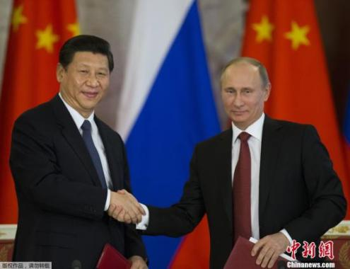 En marzo de 2013, Rusia se convirtió en el primer destino del recién nombrado Presidente de China.