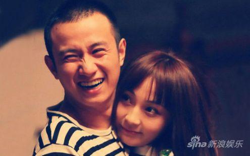 Wen Zhang y Yao Di, en una escena de la serie La boda desnuda.