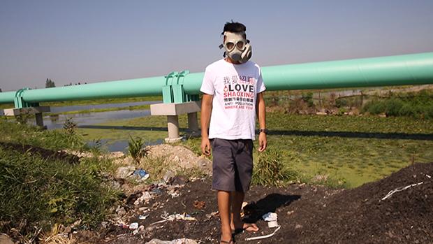El joven Da Shi y su defensa del medio ambiente son uno de los protagonistas del documental.