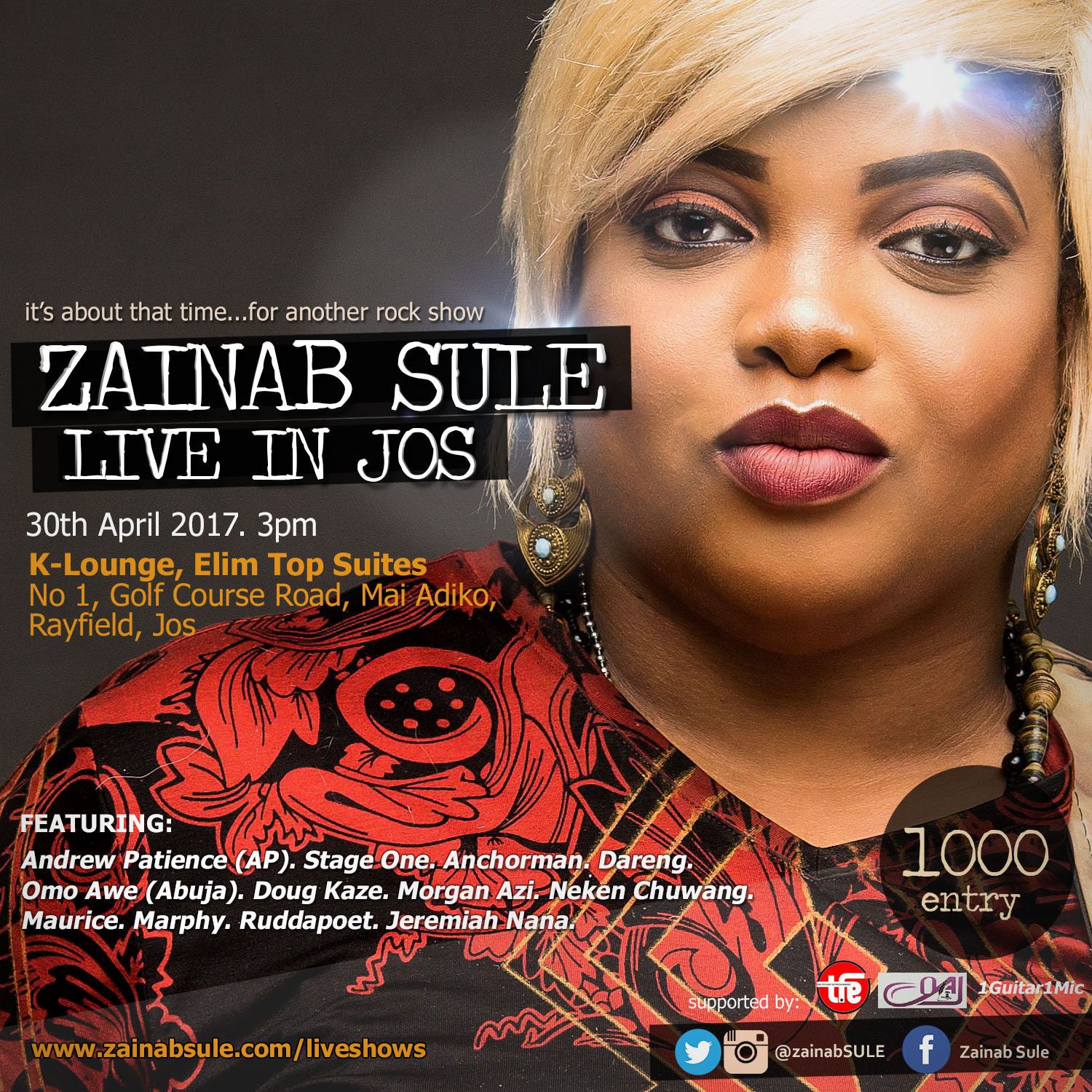 Zainab Sule Live In Jos