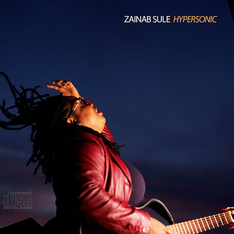 Hypersonic by Zainab Sule