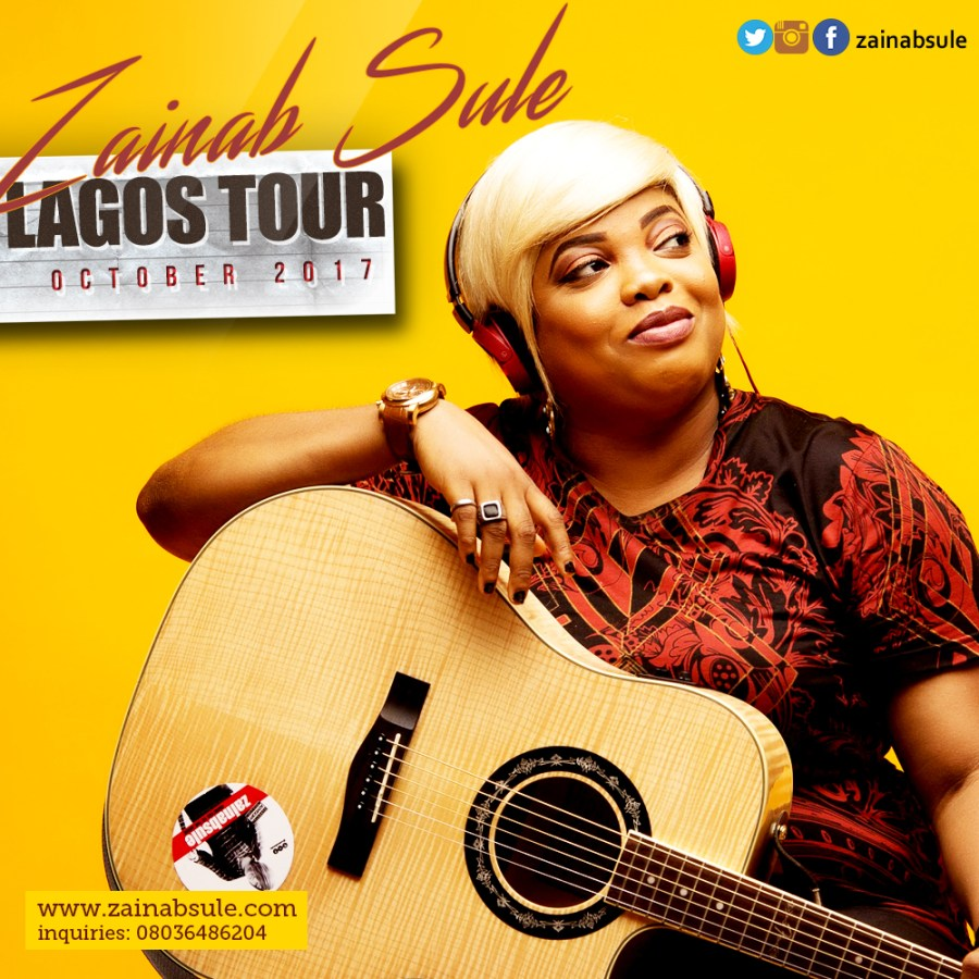 Zainab Sule Hypersonic Tour