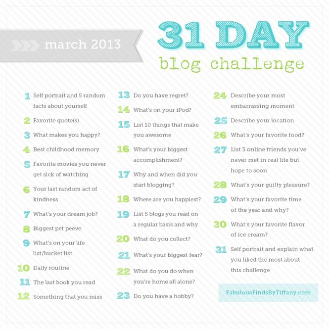 photo blog challenge_ 31-day blog challenge