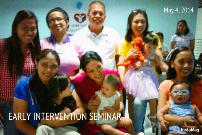 DSAPI early intervention seminar