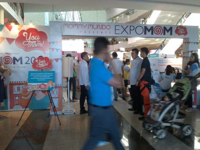 Mommy Mundo's Expo Mom at the Glorietta Activity Center
