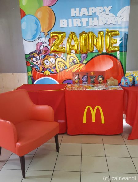 mcdonald's mccelebrations stage