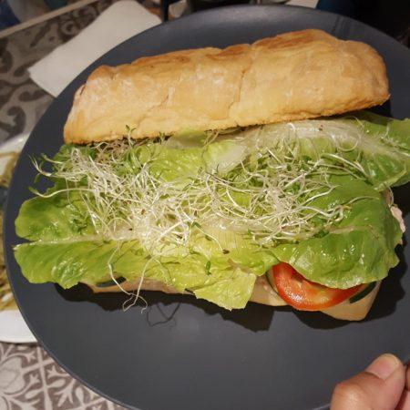sweet stop baguio sandwich