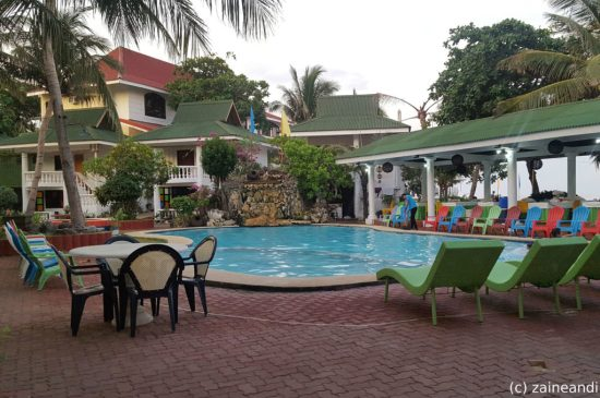 treasures of bolinao review_pool side 1