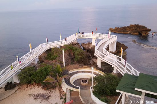 treasures of bolinao_view deck