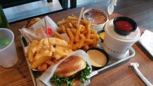 Shake Shack Meal _ Zainey Laney