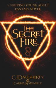 The Secret Fire _ Zainey Laney