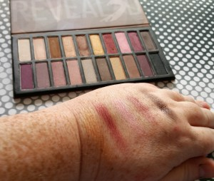 Revealed 3 Palette Top Row Last 5 _ Zainey Laney