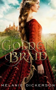 The Golden Braid by Melanie Dickerson _ Zainey Laney