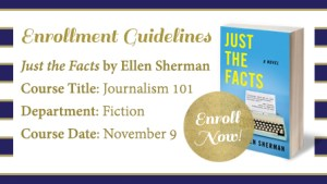 Just the facts by ellen sherman _ Zainey Laney