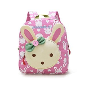 Dafenq Nursery Zaino Animale Sveglia Per I Bambini Zaino Borsa Carina Scuola Maternascuola Materna Del Bambino Rosa 0