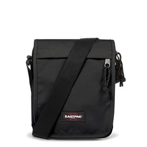 Eastpak Flex Borsa A Tracolla Unisex Nero Black 35 Liters Taglia Unica 23 Centimeters 0