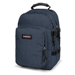 Eastpak Provider Zaino Casual Unisex Blu Double Denim 33 Liters Taglia Unica 44 Centimeters 0 4