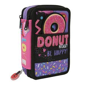 Giochi Preziosi Gopop 19 Astuccio Triplo Donut Custodia 22 Cm Multicolore 0