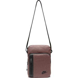 Nike Nk Tech Small Items Borse Messenger Unisex Adulto Multicolore Red Sepiablackblac 8x15x20 Cm W X H L 0