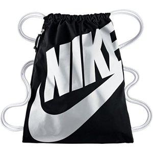 Nike Sacca Heritage Unisex Blackwhite Nero Ba5128 615 0