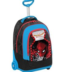 Seven Marvel Spiderman Homecoming 2 In 1 Zaino Con Spallacci A Scomparsa 31 L Multicolore 0 0