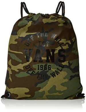 Vans Benched Novelty Bag Zaino Casual 44 Cm 12 Liters Multicolore Camo 0