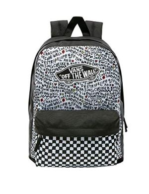 Vans Realm Backpack Letras 0