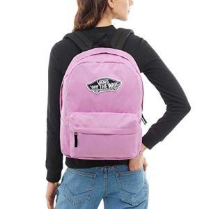 Vans Realm Backpack Zaino Casual 42 Cm 22 Liters Viola Violet 0