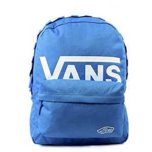 Vans Sporty Realm Backpack Zaino 42 Cm 22 L French Blu Checker 0