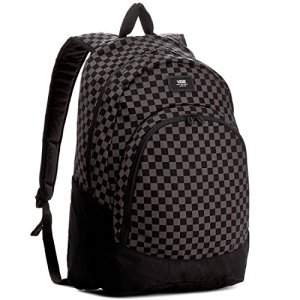 Vans Van Doren Original Backpack Zaino Casual 47 Cm 30 Liters Nero Blackcharcoal 0
